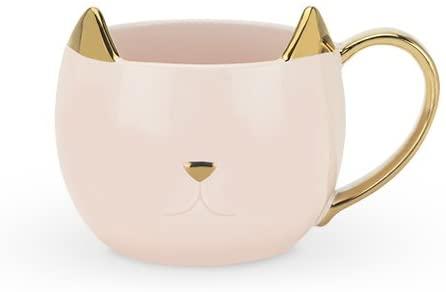 Pinky Up Chloe Cat Coffee Mug