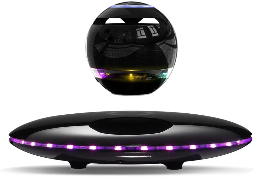 Levitating Bluetooth Speaker Cool Apartment Gadget