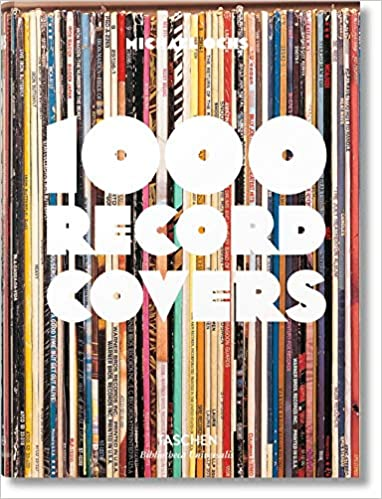 1000 Record Covers: Best rock album covers Coffee Table Book