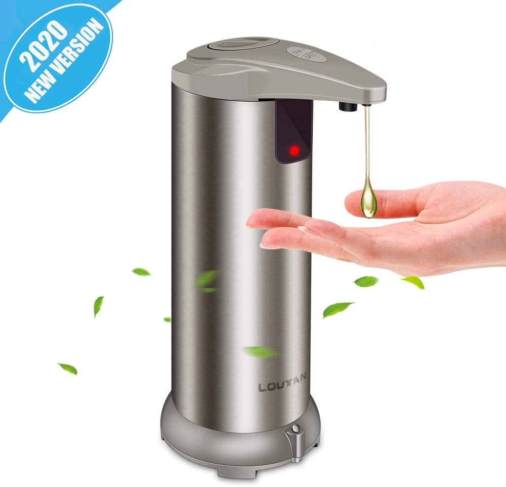 Touchless Soap Dispenser Apartment Gadget