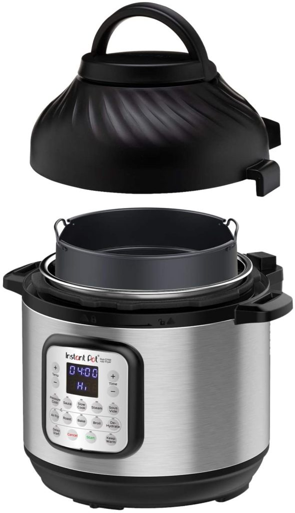 Instant Pot Duo 11 in 1 with Air Fryer Cool Apartment Gadget