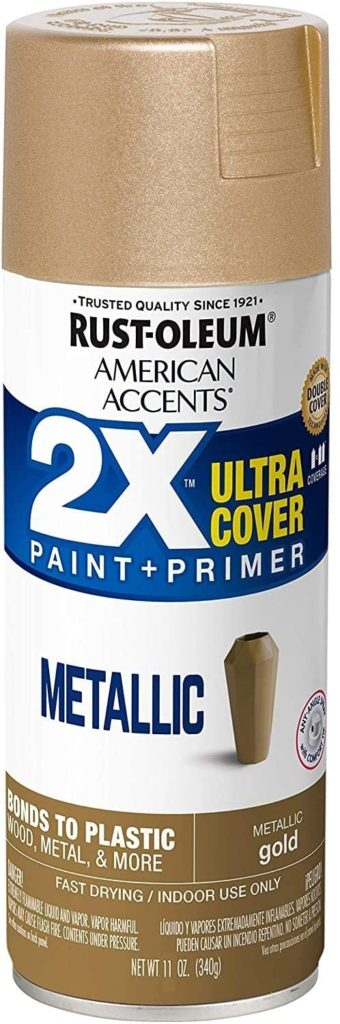 Best Coverage - Rust-Oleum American Accents Spray Paint
