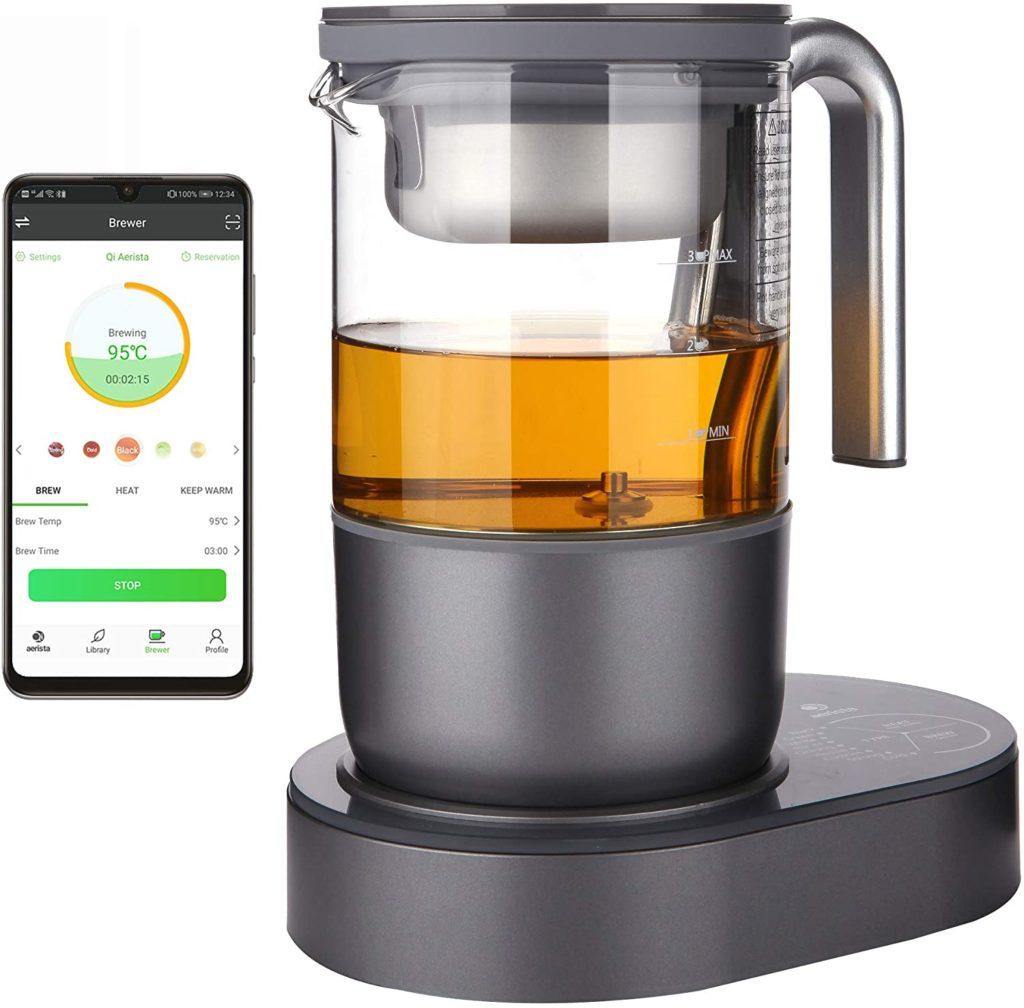 Smart Tea Kettle Apartment Gadget