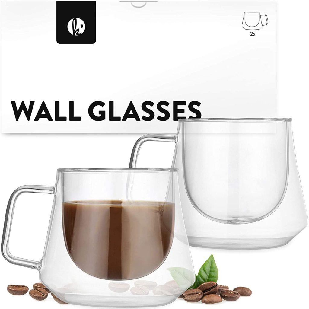Diamond Insulated Coffee Mug