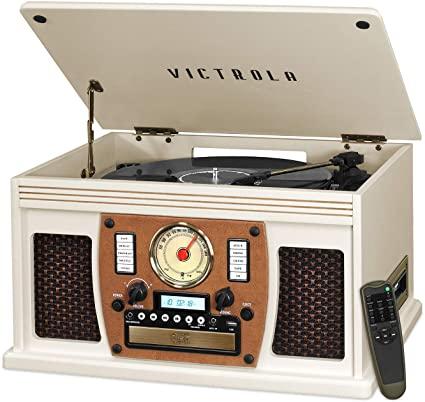 Victrola Bluetooth Record Player Apartment Gadget