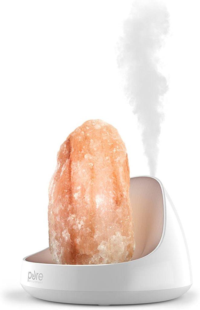 Best Salt Lamp with Diffuser
