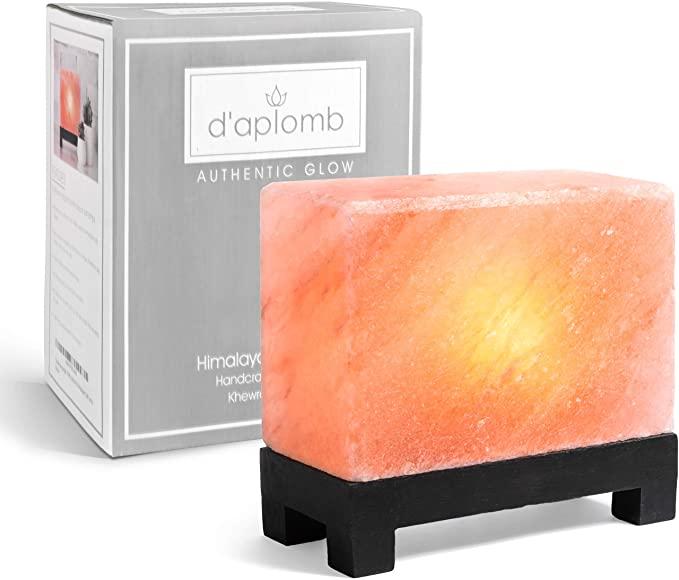 Best Rectangle Carved Salt Lamp