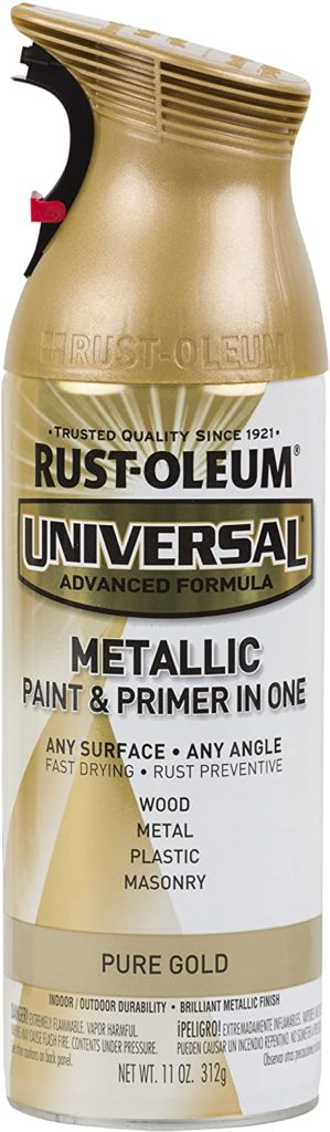 Best Overall - Rust-Oleum Pure Gold 245221