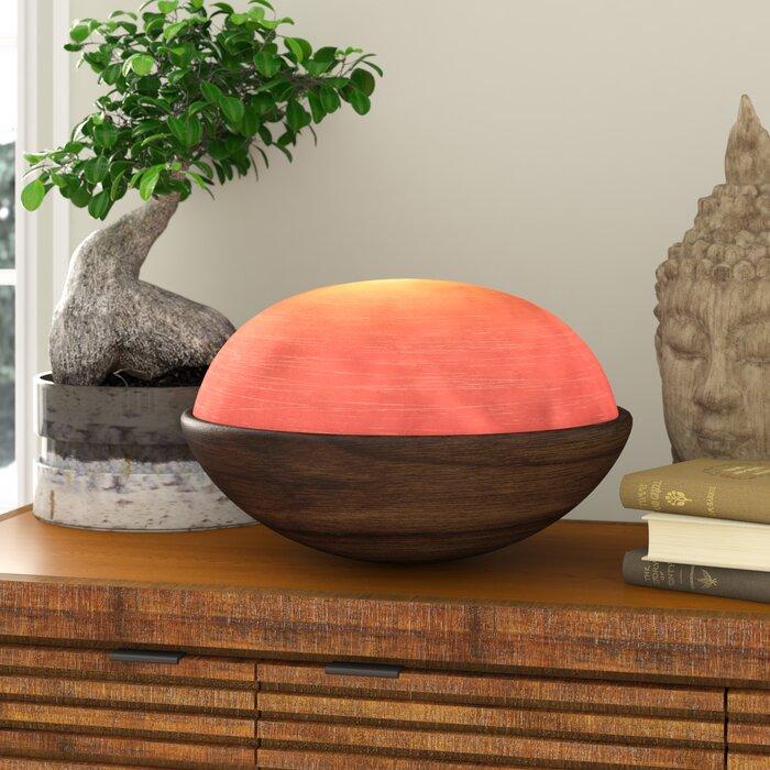 dome himalayan salt lamp