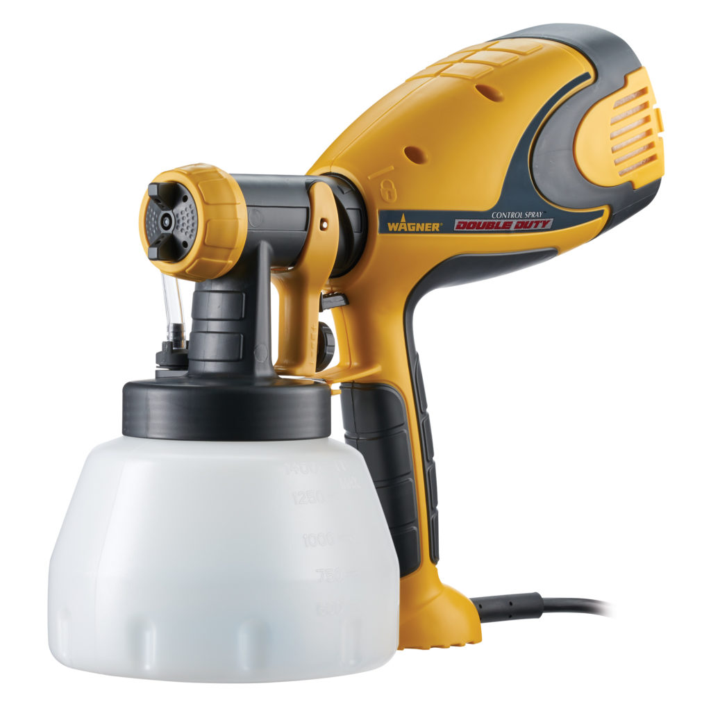 wagner paint sprayer for cabinets