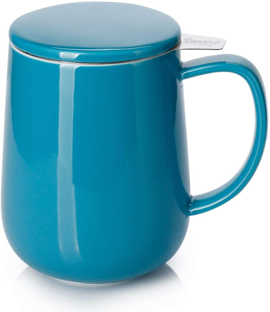 Sweese Large Mug with Infuser and Lid