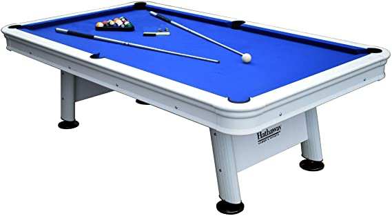 Best Outdoor Pool Table - Hathaway Alpine 8ft Outdoor Pool Table