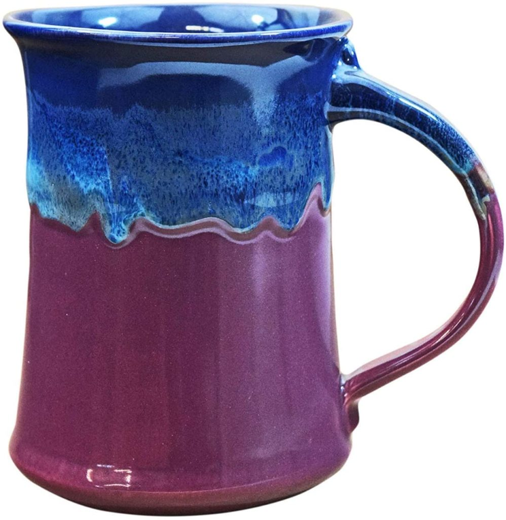 Clay in Motion Large Coffee Mug