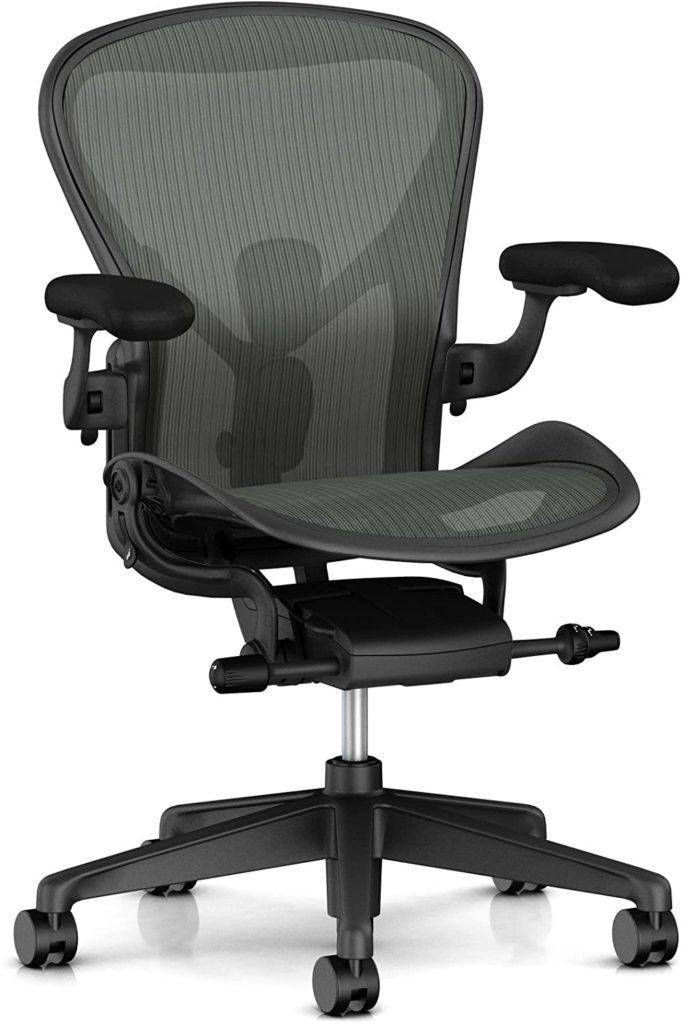 Herman Miller Aeron Ergonomic Chair for Sciatica