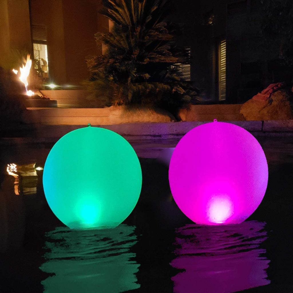 best floating pool lights