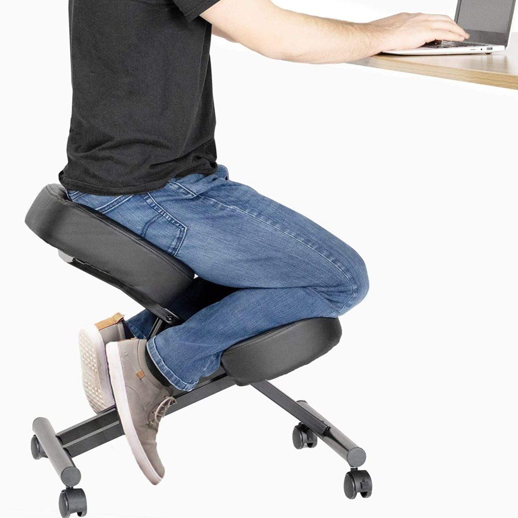 Ergonomic Kneeling Chair for Sciatica