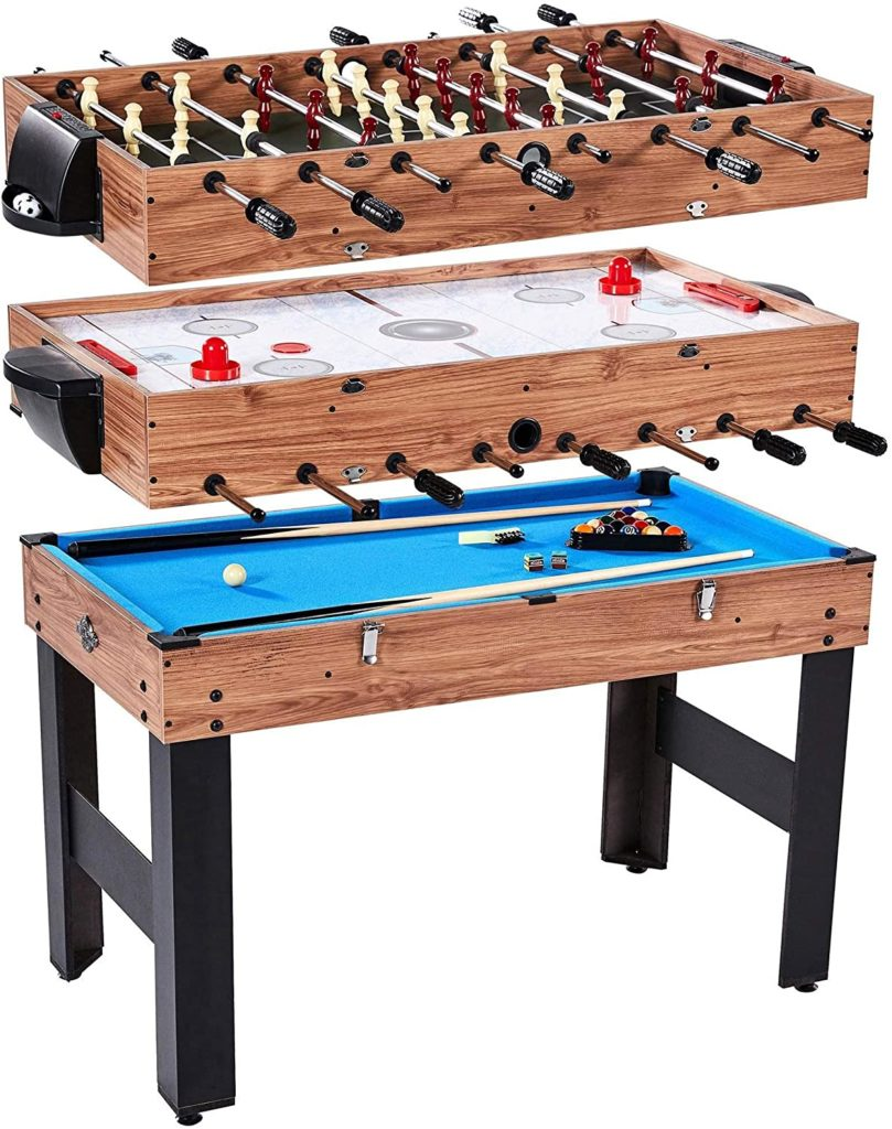 Best for Kids - Lancaster 3-in-1 Game Table