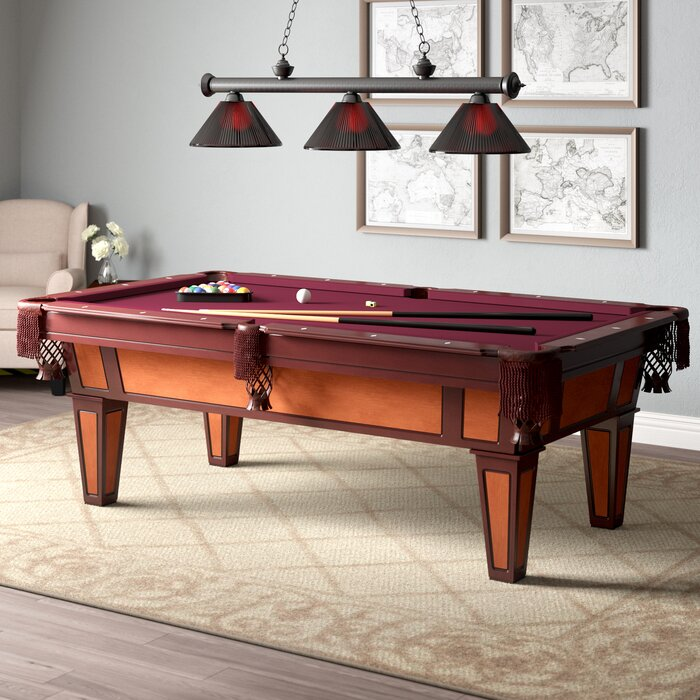Best Pool Table Under $1000 - Fat Cat 7.5' Pool Table