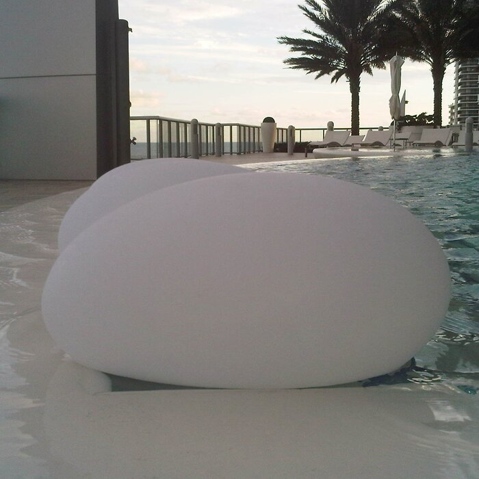 Garber Pebble Luxury LED Floating Light