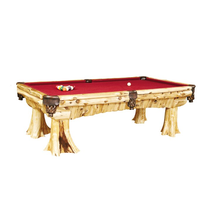 luxury pool table