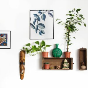 30 DIY Wall Decor Ideas in 2021 (Cheap + Easy)