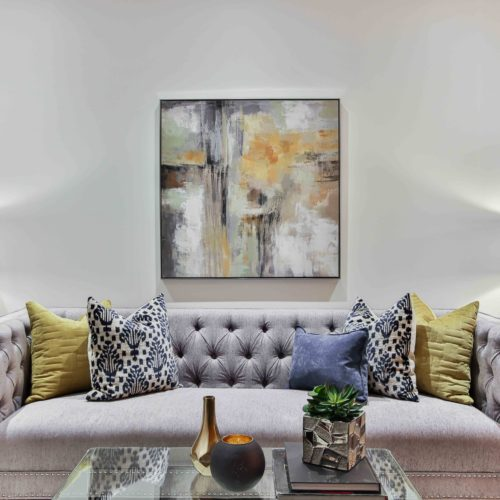 Coffee Table Decor 101: Tips From an Interior Designer