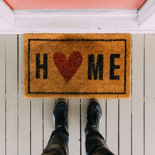 32 Funny Doormats to Enhance Your Front Door
