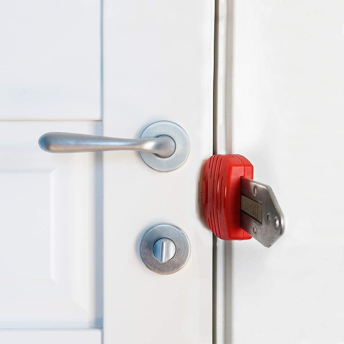 Portable Door Lock Cool Apartment Gadget