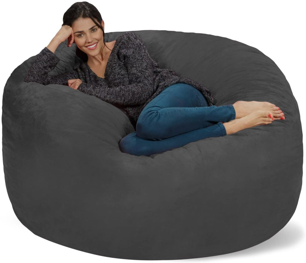 chill sack lovesac dupe