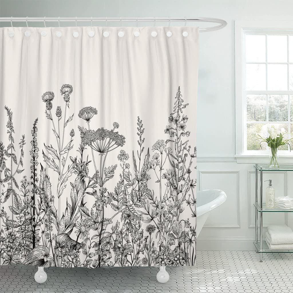 16 Cute Shower Curtains To Spruce Up Your Bathroom Relaxing Decor
