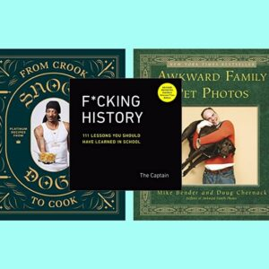 26 Funny Coffee Table Books to Make Your Guests Chuckle