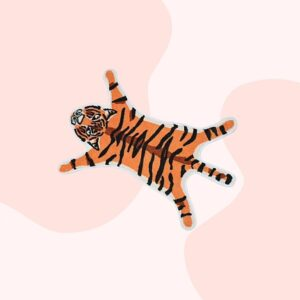 13 Tiger Rugs We're Obsessed With