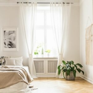 How to Hang Curtains in 6 Easy Steps